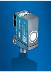 堡盟 U500—超聲波傳感器技術的新一代性能標準