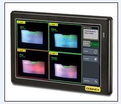康耐视 使用 VisionView 的操作员界面进行视觉检测