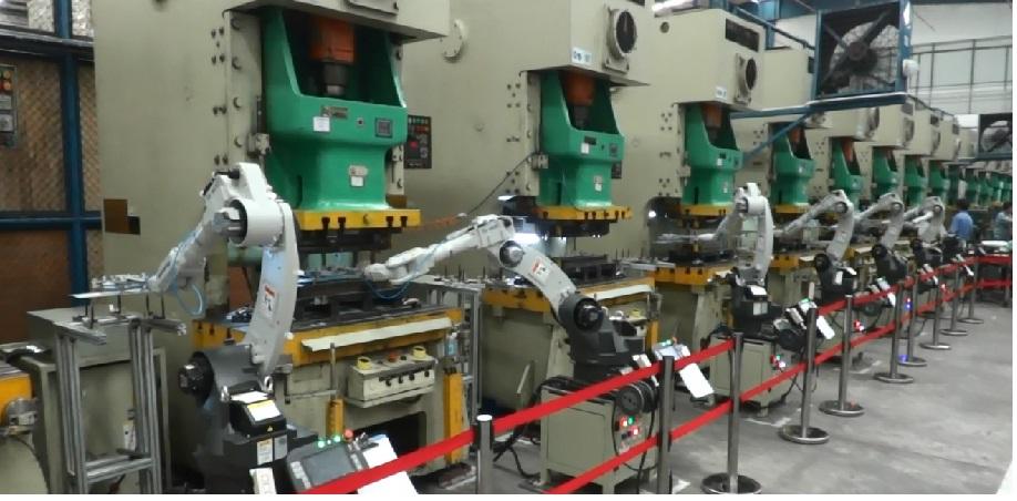 移动式直角坐标机器人 垂直多关节机器人 嵌入式机器人 东莞美崎