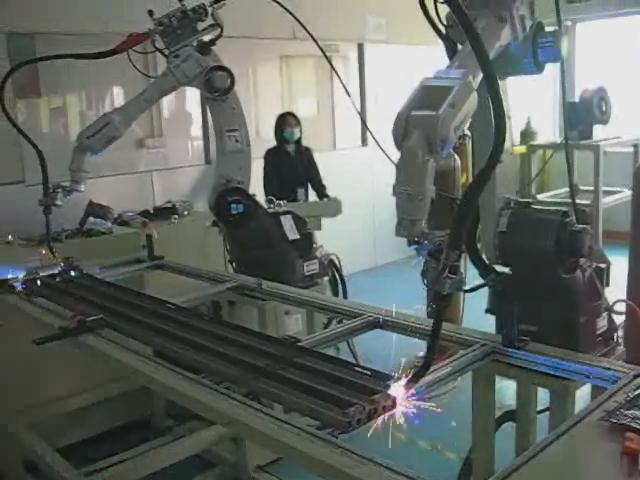 厂家直销六轴焊接机器人,工业点焊机械手,自动化弧焊机器人东莞