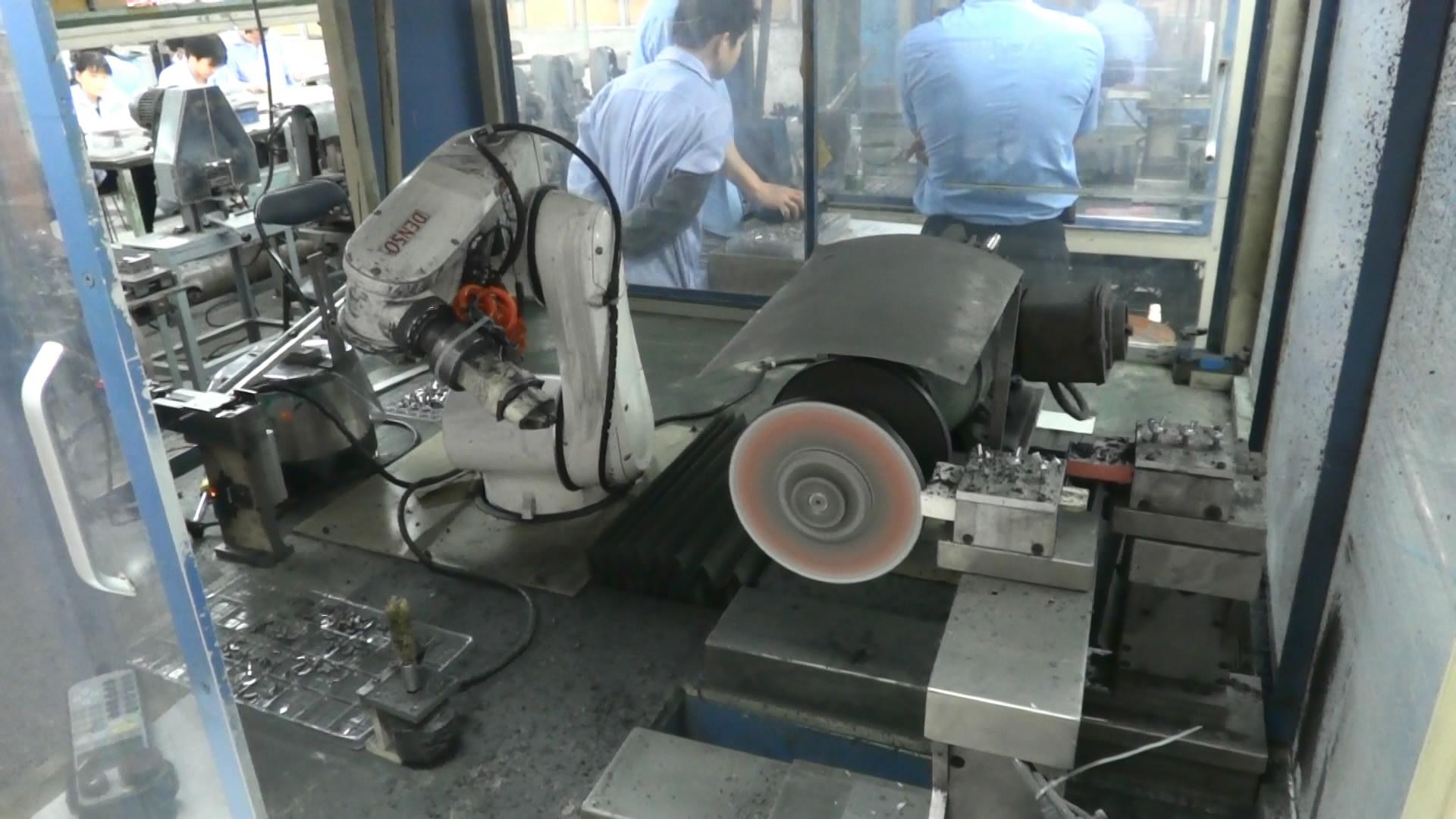 供川崎自动化工业机器人 表珠抛光机器人