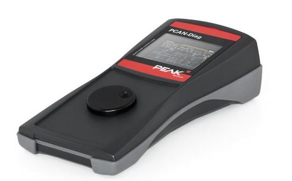 PCAN-Diag 2手持式CAN总线诊断仪