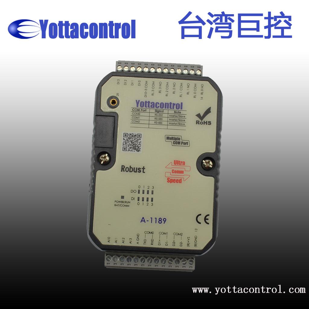 台湾巨控 A-1189小型PLC  经济型