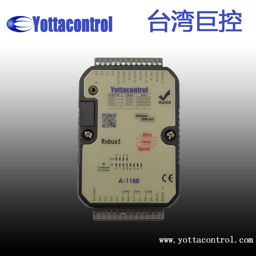 A-1188小型PLC  8输入4输出