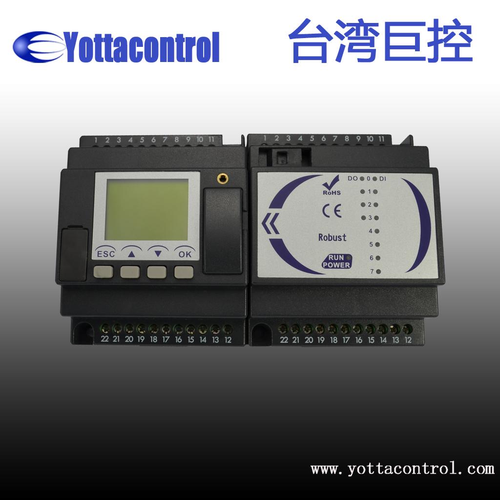 台湾巨控YOTTACONTROL A-2188小型集中式PLC