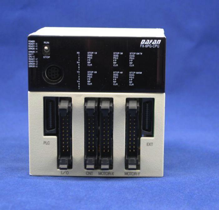 6/8轴控系统,FX2N-6PG(6/8 独立轴+PLC)
