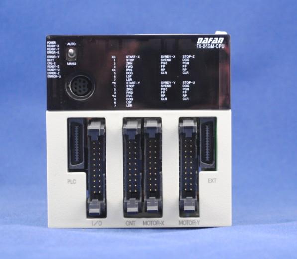 FX2N-24GM六轴定位控制器(其中两轴插补)