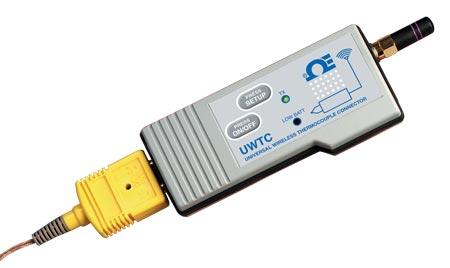 全无线热电偶连接器系统