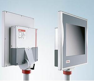 CP72xx 面板型 PC IP 65