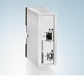 带 USB 输入接口的以太网控制器