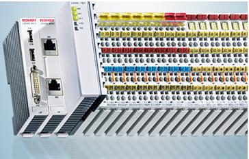 倍福 嵌入式 PC CX9000、CX9010