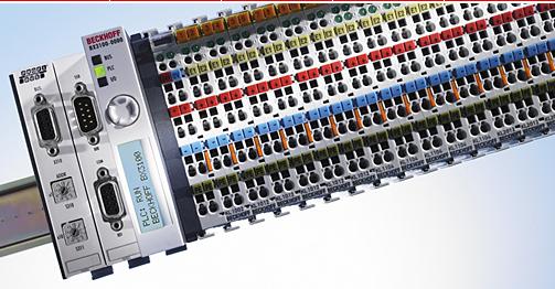 倍福 总线端子模块控制器