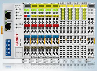 倍福 总线端子模块, 数字量输入 KL1xxx, KS1xxx, KM1xxx