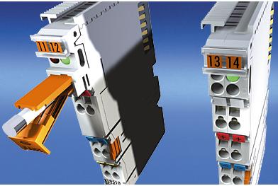 倍福 总线端子模块, 系统端子模块 KL9xxx, KS9xxx