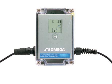 OMEGA工业级红外线温度计