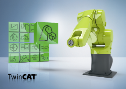 TwinCAT 3.1 运动学变换功能库 Level 4--让运动学更上一层楼