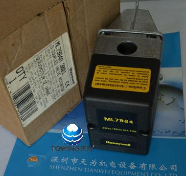 HONEYWELL霍尼韦尔电动阀门执行器ML7984A3001