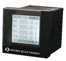 维博电子WB5010-D中文智能电力测控仪
