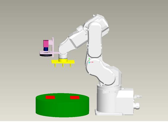 CkRobotVision System