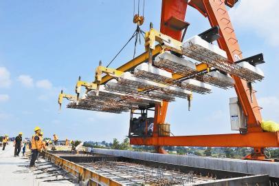 广州半年完成重点项目投资逾500亿元