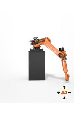 KR 150 R3300 PRIME K (KR QUANTEC PRIME)