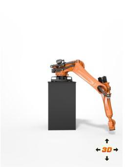 KR 120 R3500 PRESS (KR QUANTEC)