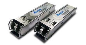 LCP-GbE系列SFP光纤收发器