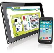WAGO WebVisu App-适于移动式自动化