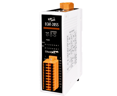 泓格科技发布新产品——ECAT-2055