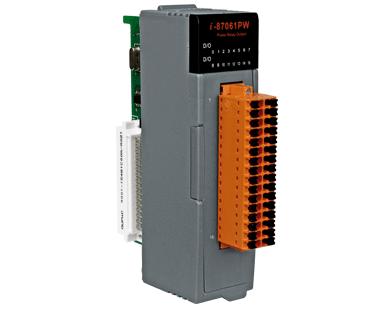 泓格科技发布新产品——I-87061PW