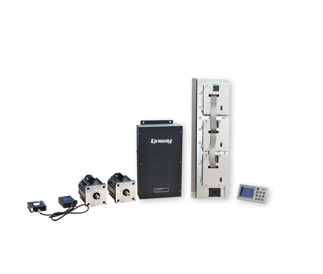 SL320织机电子卷取送经系统