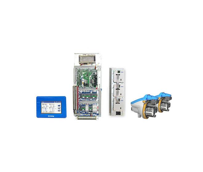 WS1000一体化喷水织机电控系统