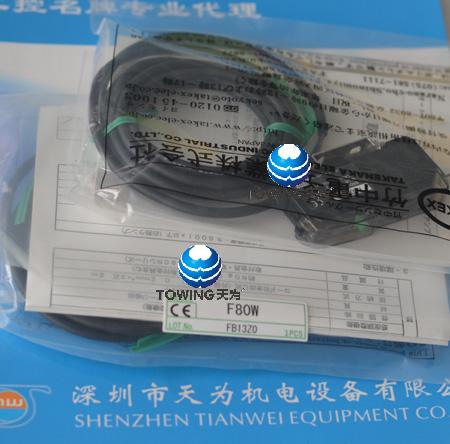 F80W日本竹中TAKEX光纤放大器
