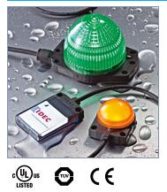 IDEC LH系列 - 表面安装型指示灯