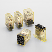 IDEC RY系列 - 小型继电器