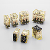 IDEC RH系列 - 功率继电器
