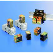 IDEC RU系列 - 通用继电器