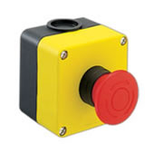 IDEC HW系列 - 紧急停止用控制盒