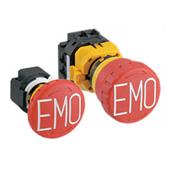 IDEC SEMI 紧急遮断用(EMO)开关