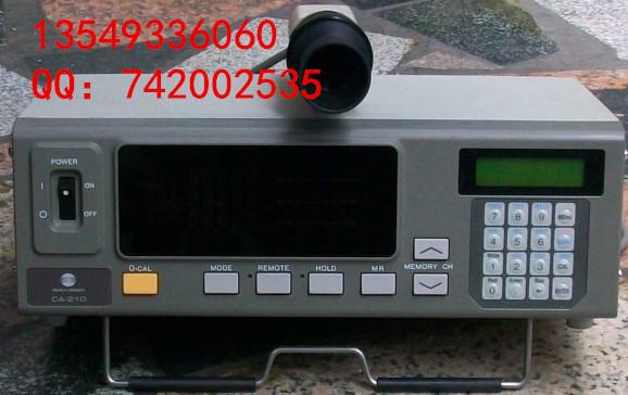 210,CA210色彩分析仪回收