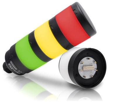 美国邦纳发布两款卓越设计指示灯新品