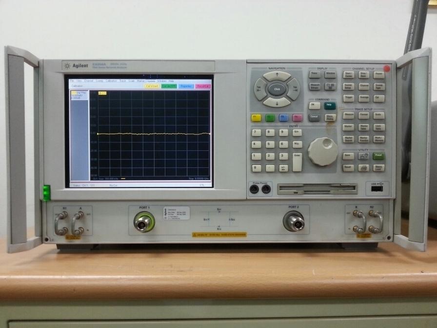 租售+回收 安捷伦Agilent E8358A 9G网络分析仪