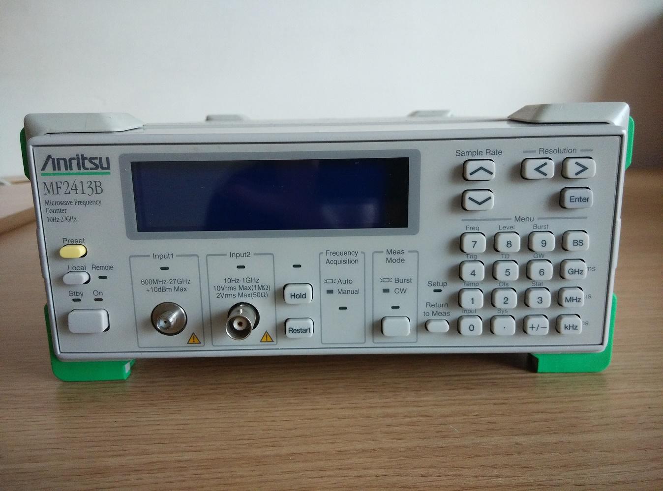 租售/回收 安 MF2413B/Anritsu MF2413B 27G 微波频率计