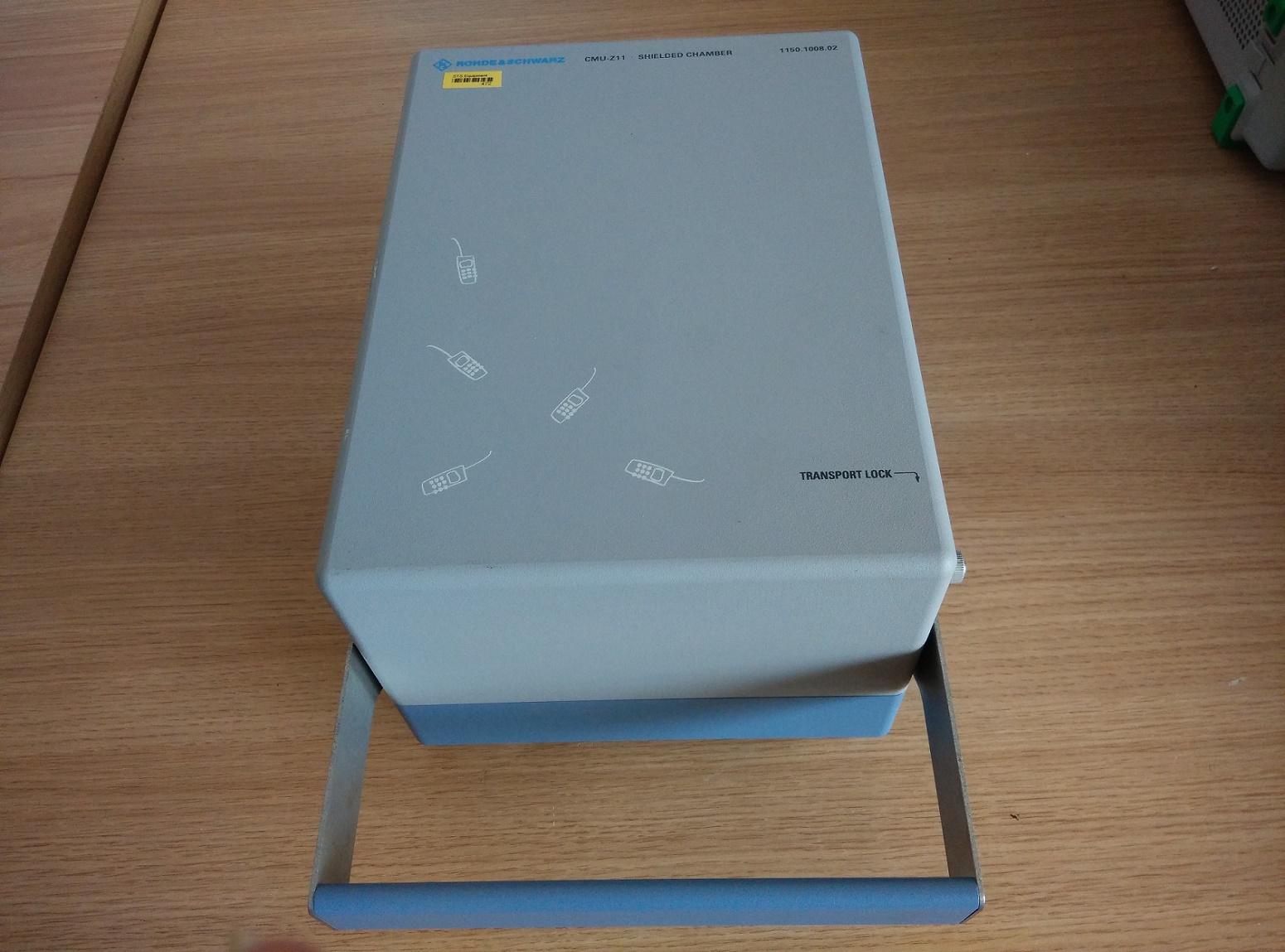 现货促销/成色新 R&S/CMU-Z11 RF天线耦合器 CMU-Z11屏蔽箱