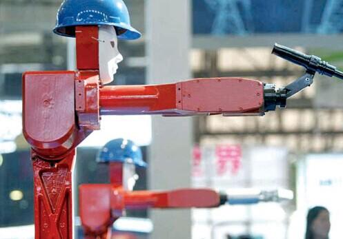 2015年工信部将出台进一步扶持机器人政策