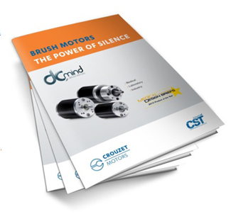 DCmind有刷电机技术规格指南