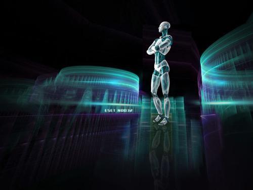 中国机器人市场划分四大格局