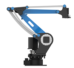 控石智能四轴关节机器人