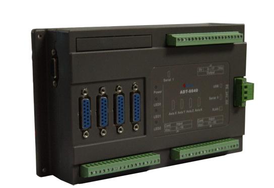 ADT-8840以太網四軸脫機運動控制器