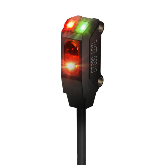 超小型光电传感器 - BTS系列
